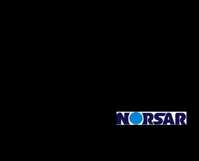 Registreringer på NORSARs målestasjon