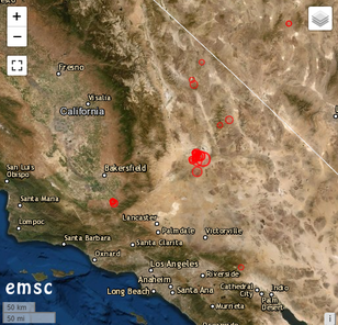 California seismisitet